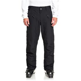 Quiksilver Boundry Snowboard Pants Men true black